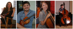 Nashville Violins Staff
